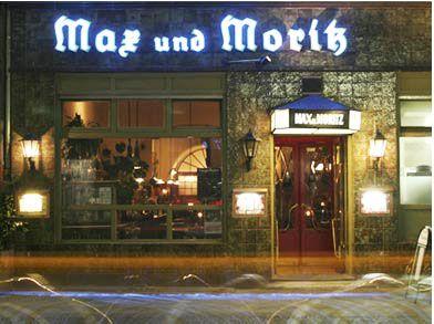 Wirtshaus Max und Moritz - Deutsche Küche | Max und moritz ...