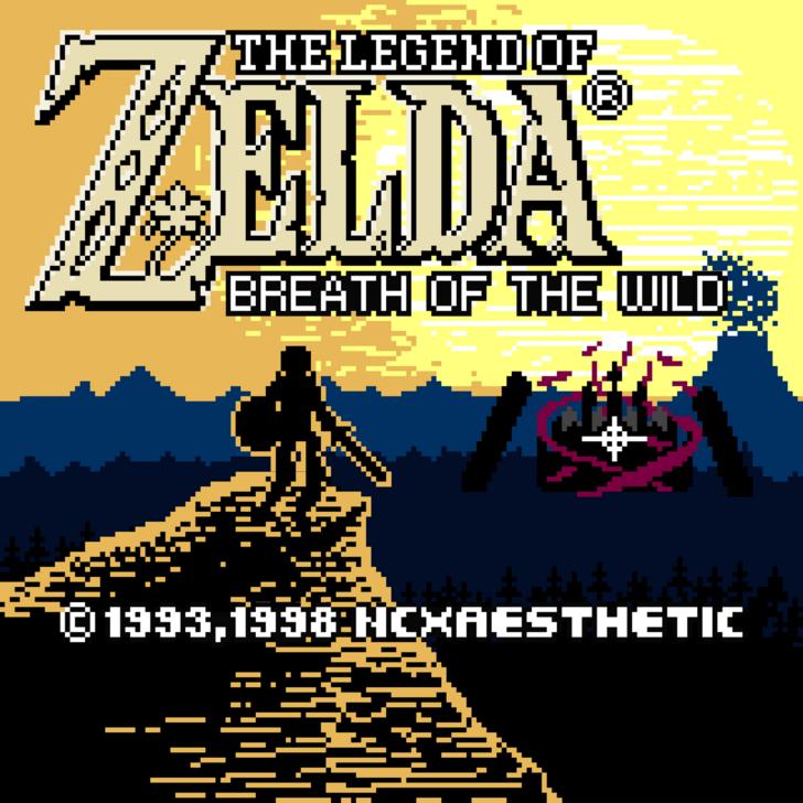 Legend Of Zelda Games As Game Boy Versions Of Link S