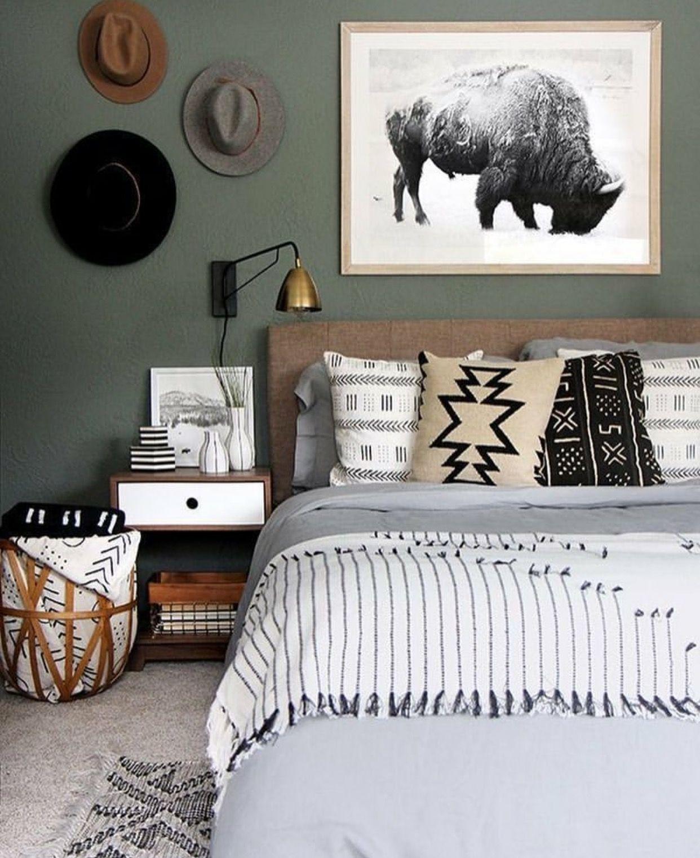 Bison Decor Southwest Decor Pinterest Decoraci N De  # Muebles Renovar Jamundi