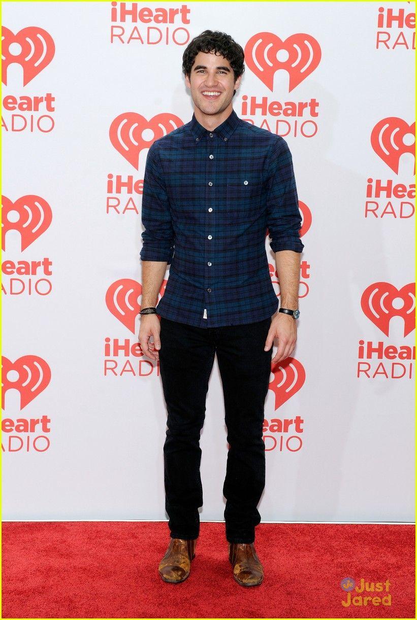 Darren Criss: iHeartRadio Festival Attendees