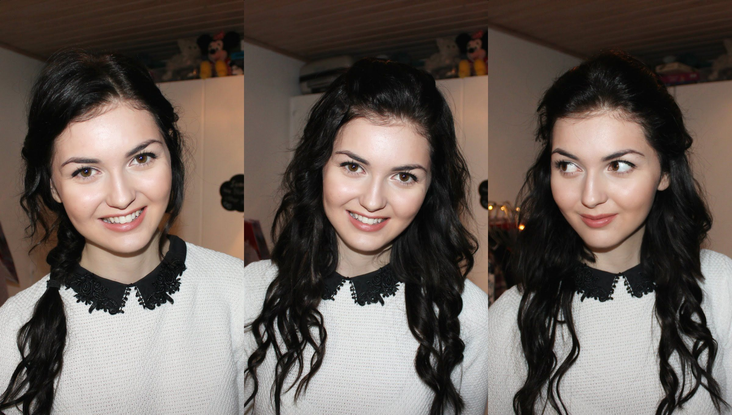 eleanor calder hair tutorial - 6 different styles i