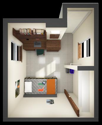 Single Dorm Room Layout Google Search Floor Plans Dorm Room