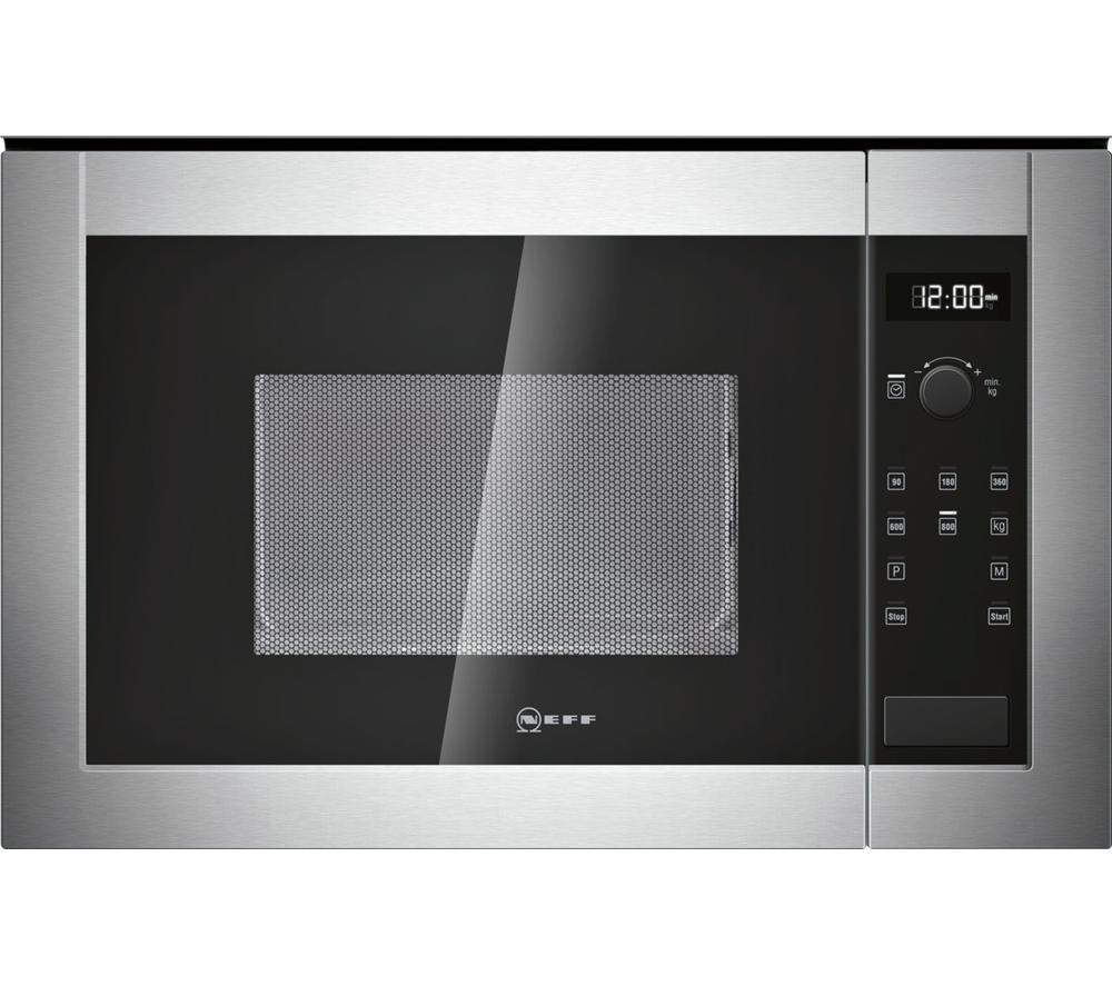 Free Standing Microwaves Boch Neff