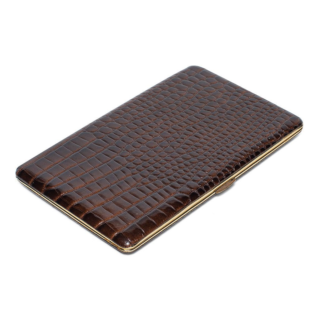 DUNHILL - CIGARETTE CASE - $ 120.00 There is nothing more elegant ...