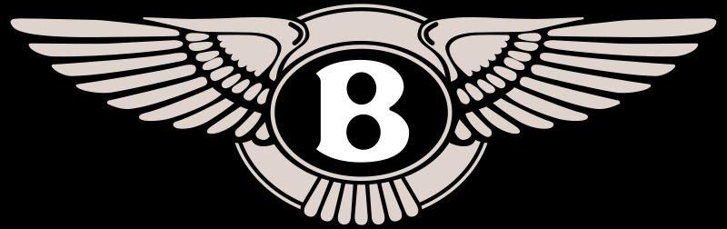 Bentley logo by Terri Nacke on brand·luxe British car