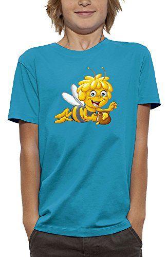Camiseta infantil de realidad aumentada de La Abeja Maya  regalo  arte   geek  camiseta bdd47460e0419