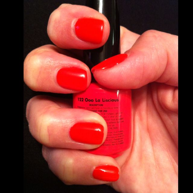 Red Carpet Manicure LED Gel Polish in \'Ooo La Liscious\' I love my ...