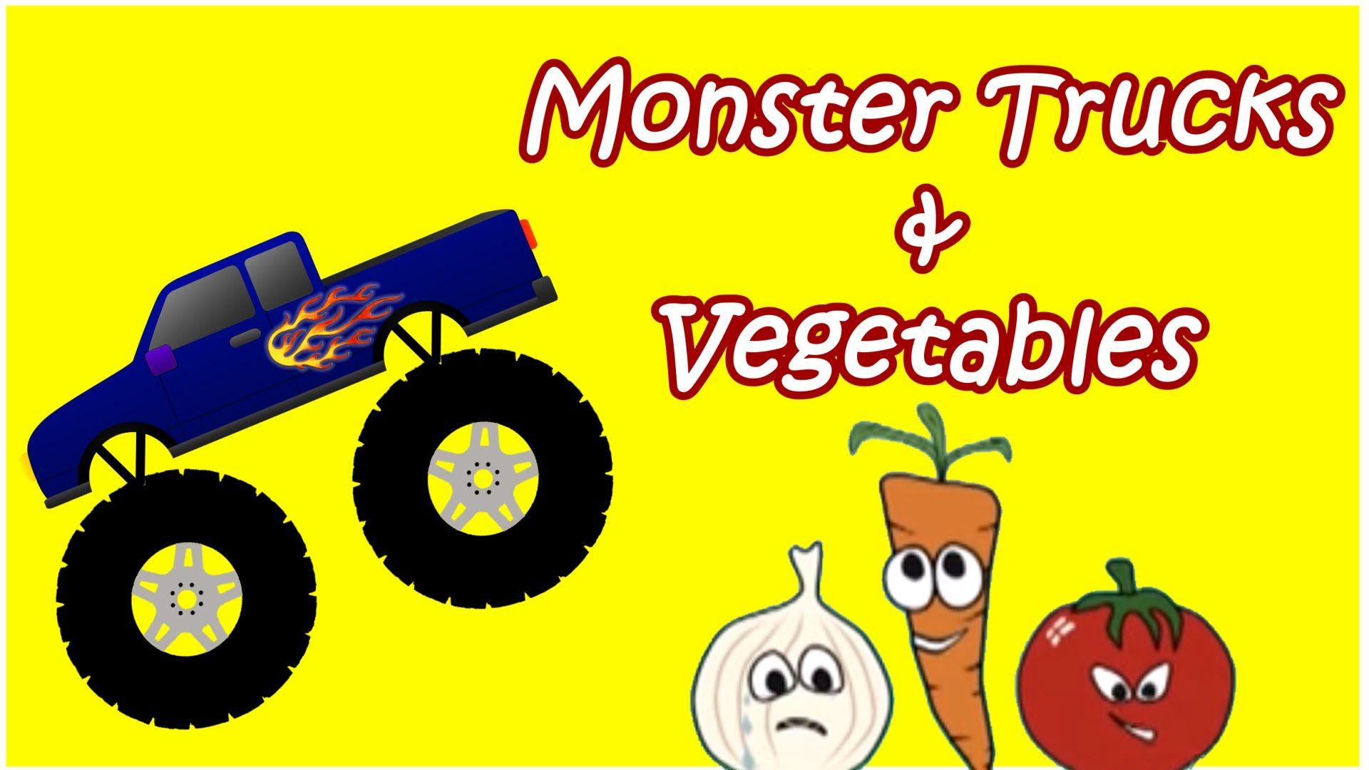 10 Books about Monster Trucks