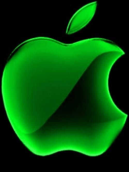 Best Animated apple for cellphones wallpapers screensavers