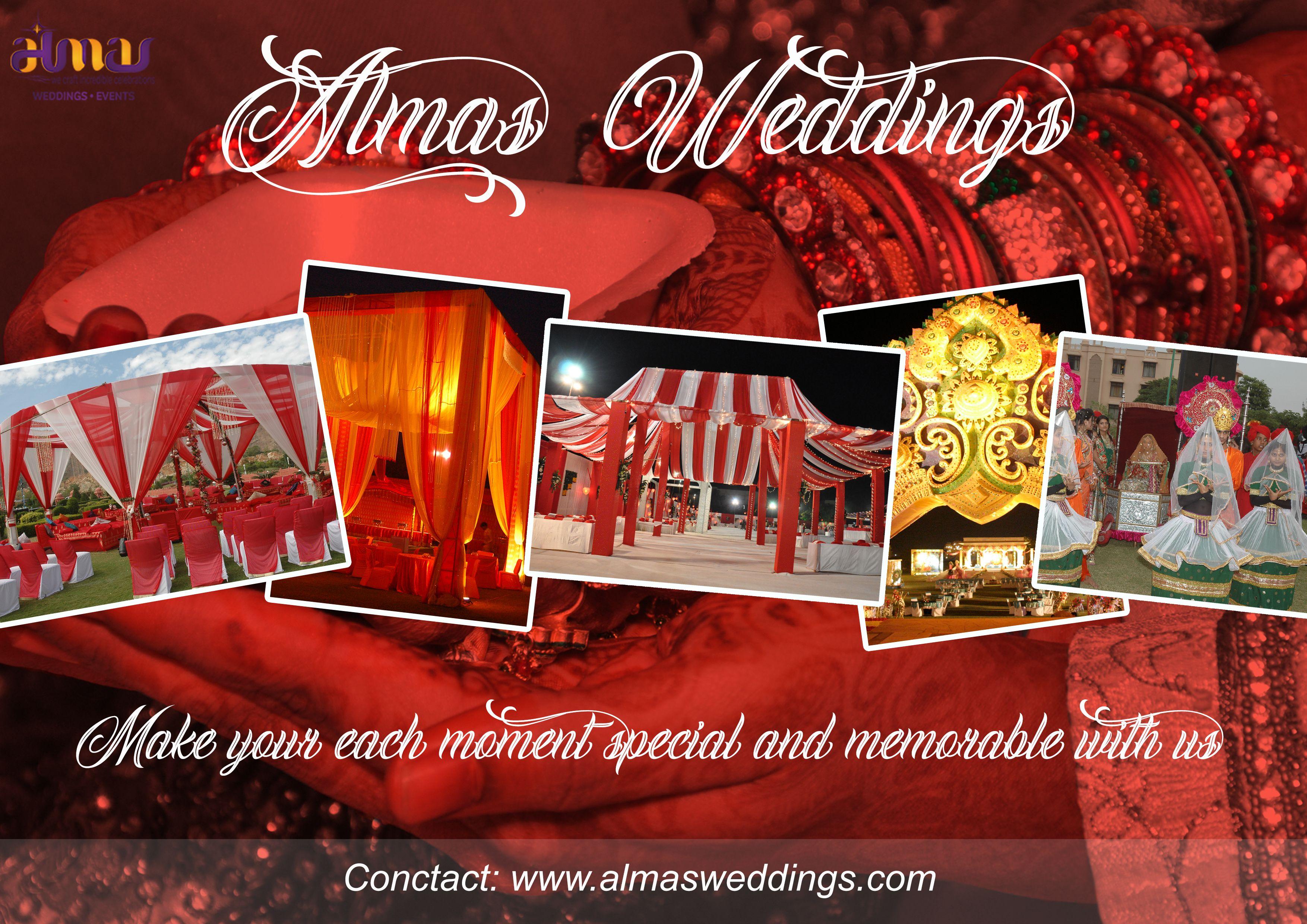Almas Weddings Planners Best Wedding Planner In Jaipur Offers