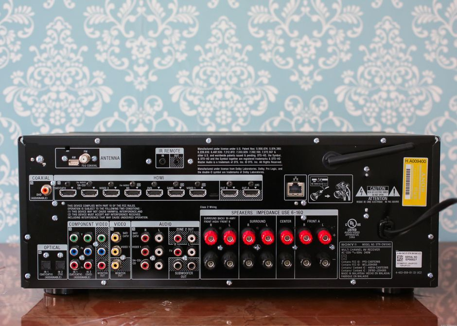 How to buy an AV receiver - CNET