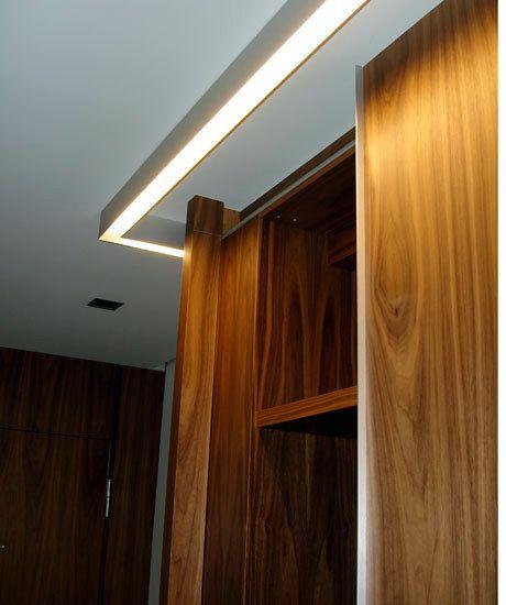 iluminacion interior led techo