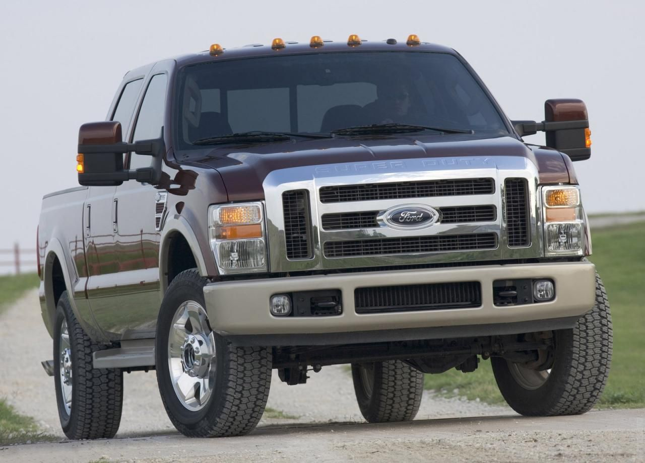 2008 Ford F 250 Super Duty