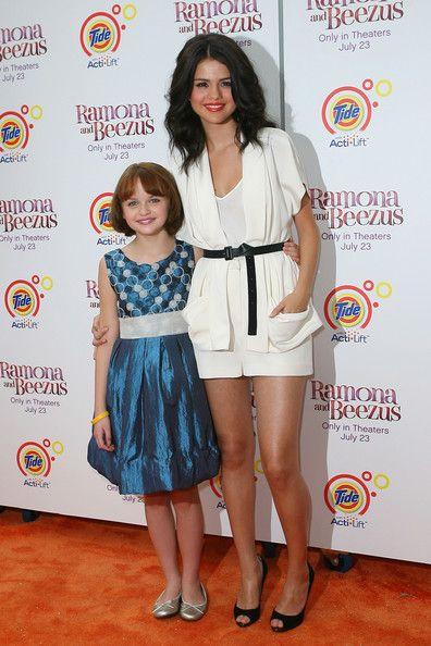"""Selena Gomez Photos Photos: Premiere of """"Ramona and Beezus ..."""