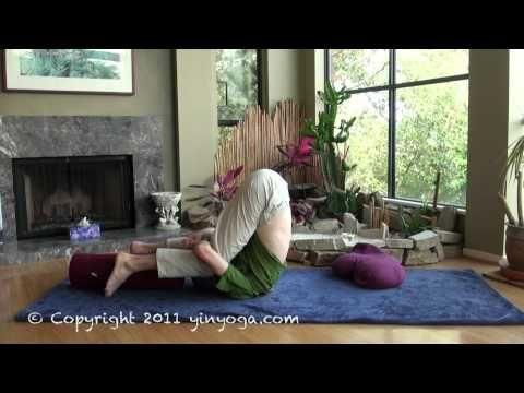 yin yoga asanas with bernie clark  my fav  yin yoga