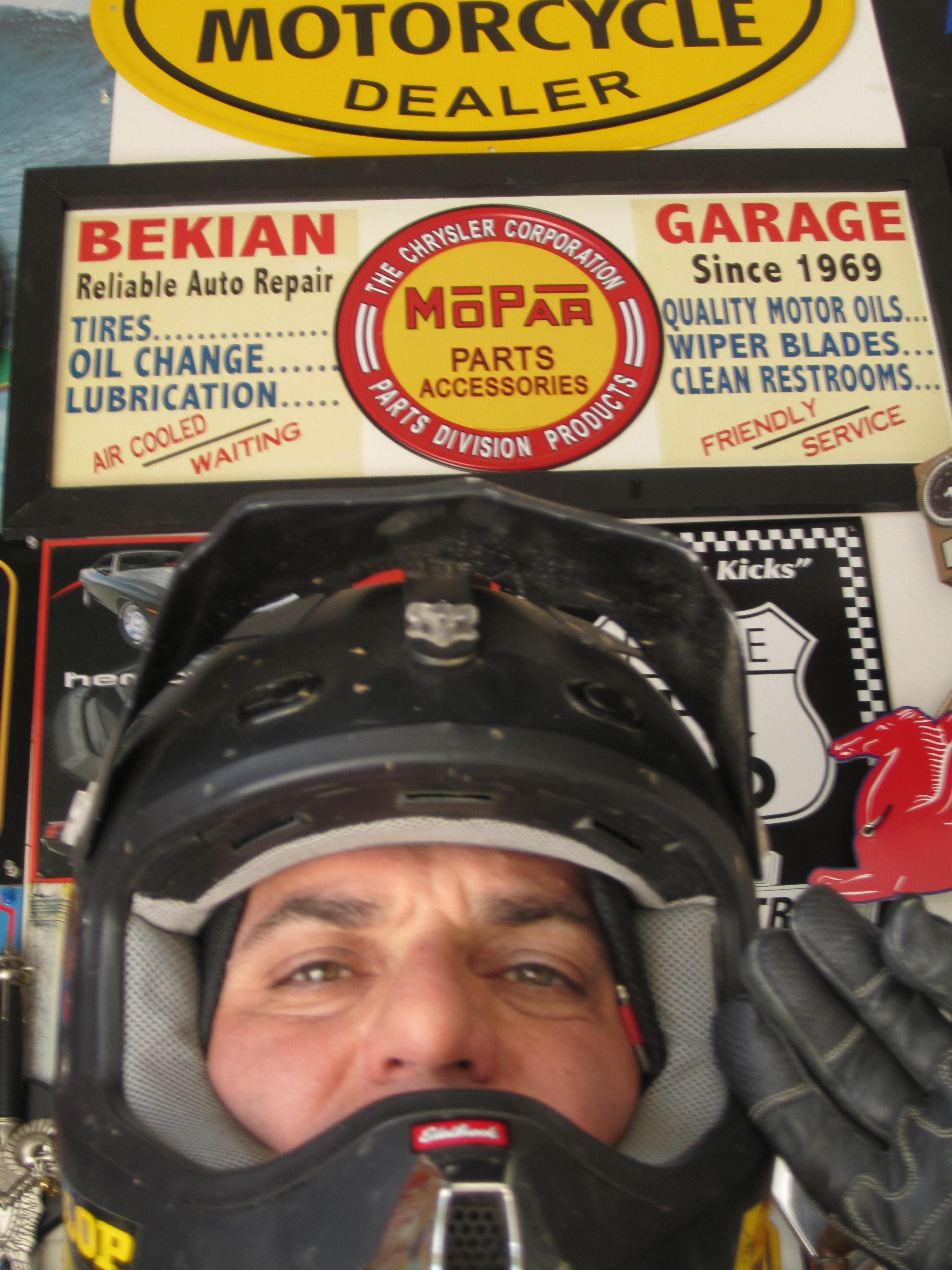 The Bekian Garage in Thousand Oaks California  Mopar Photo  Bob Bekian 94b0a306667