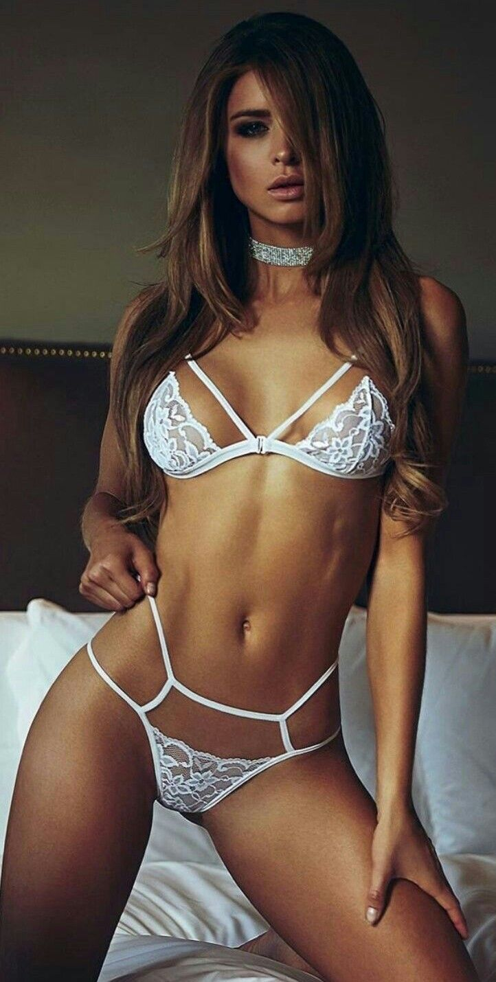 lingerie in Russian women