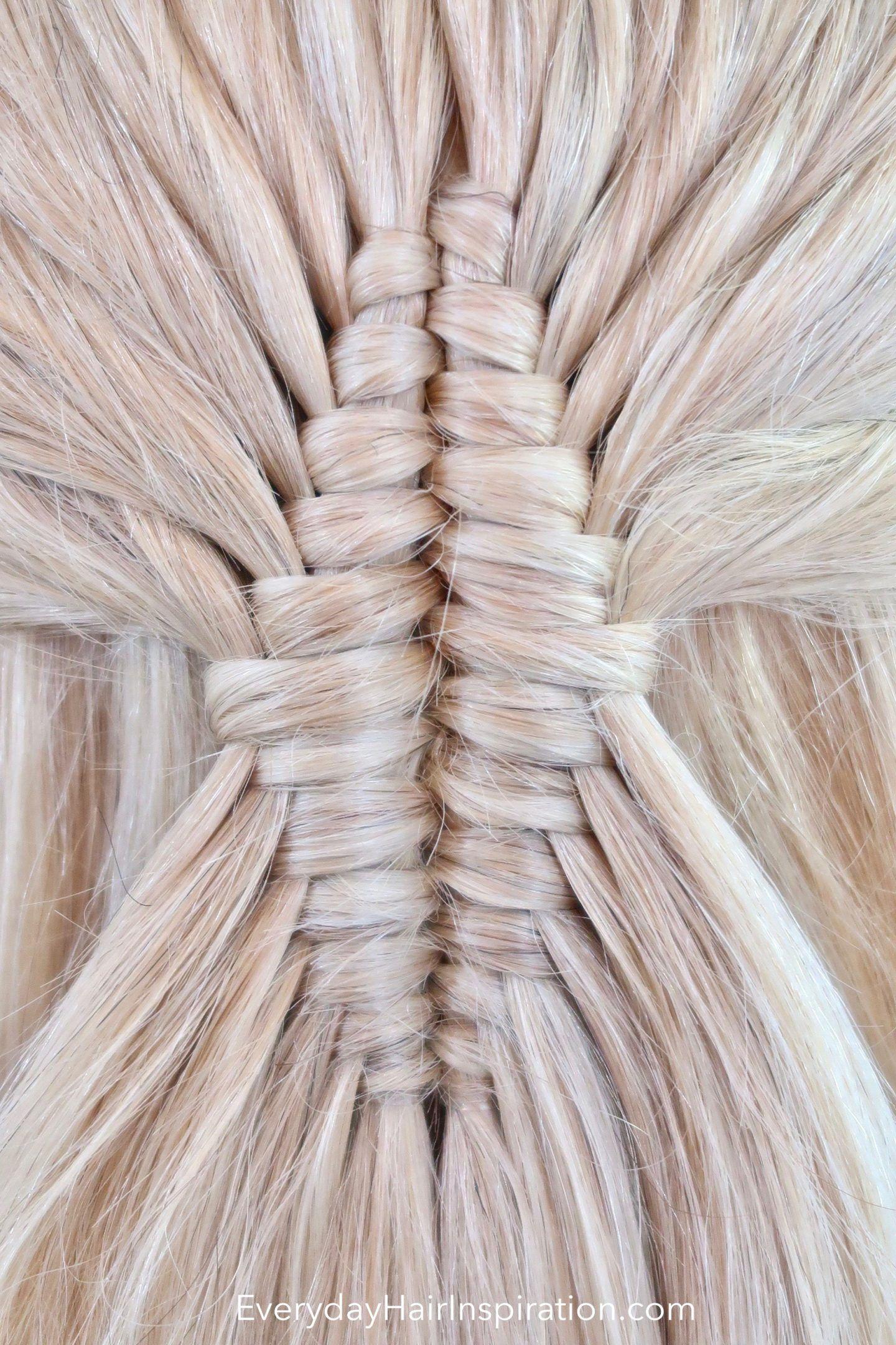 diamond braid step braids
