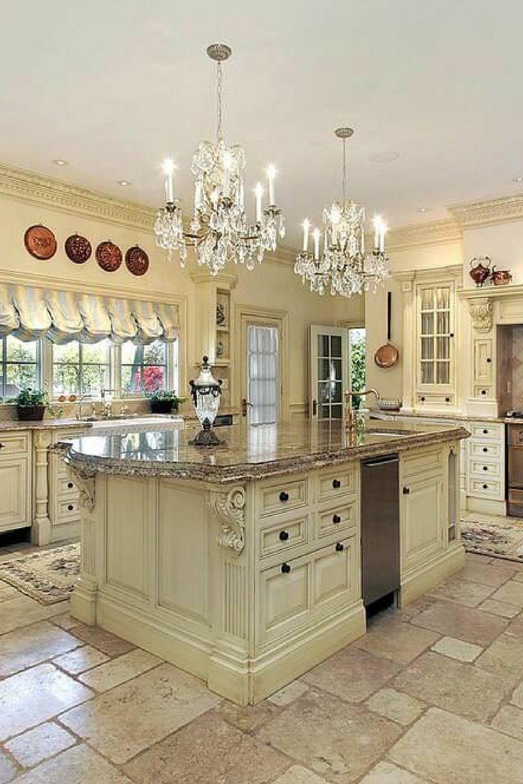 Best 31 Custom Luxury Kitchen Designs Some 100K Plus 640 x 480
