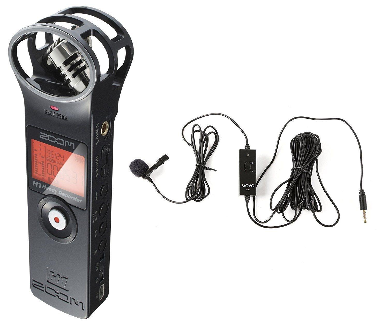 Zoom H1n Handy Recorder Portable Digital Recorder Professionele