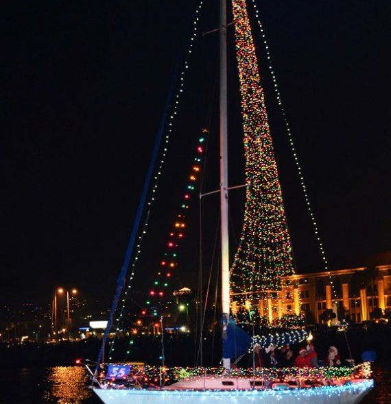 San Diego Bay Parade Of Lights Simple San Diego Bay Parade Of Lightsthe Parade Of Lights Has Become Over Design Ideas