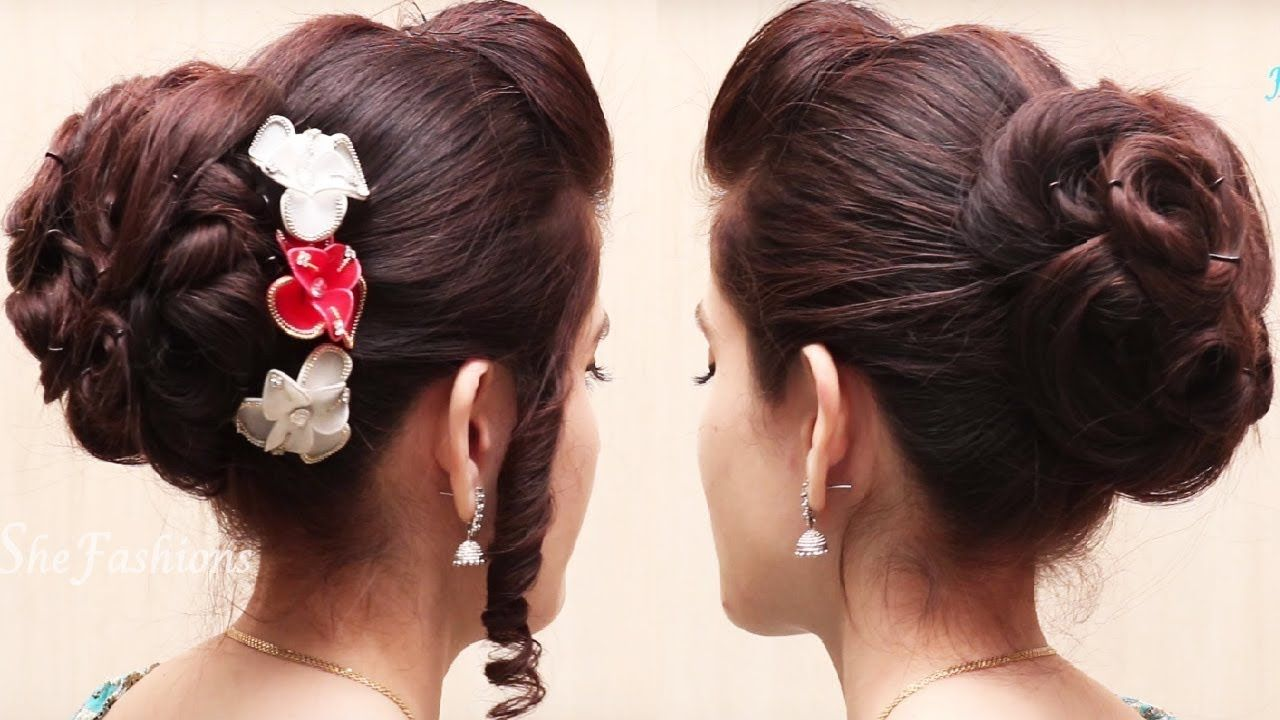 pin by suman orange on hair style videos in 2018 | pinterest