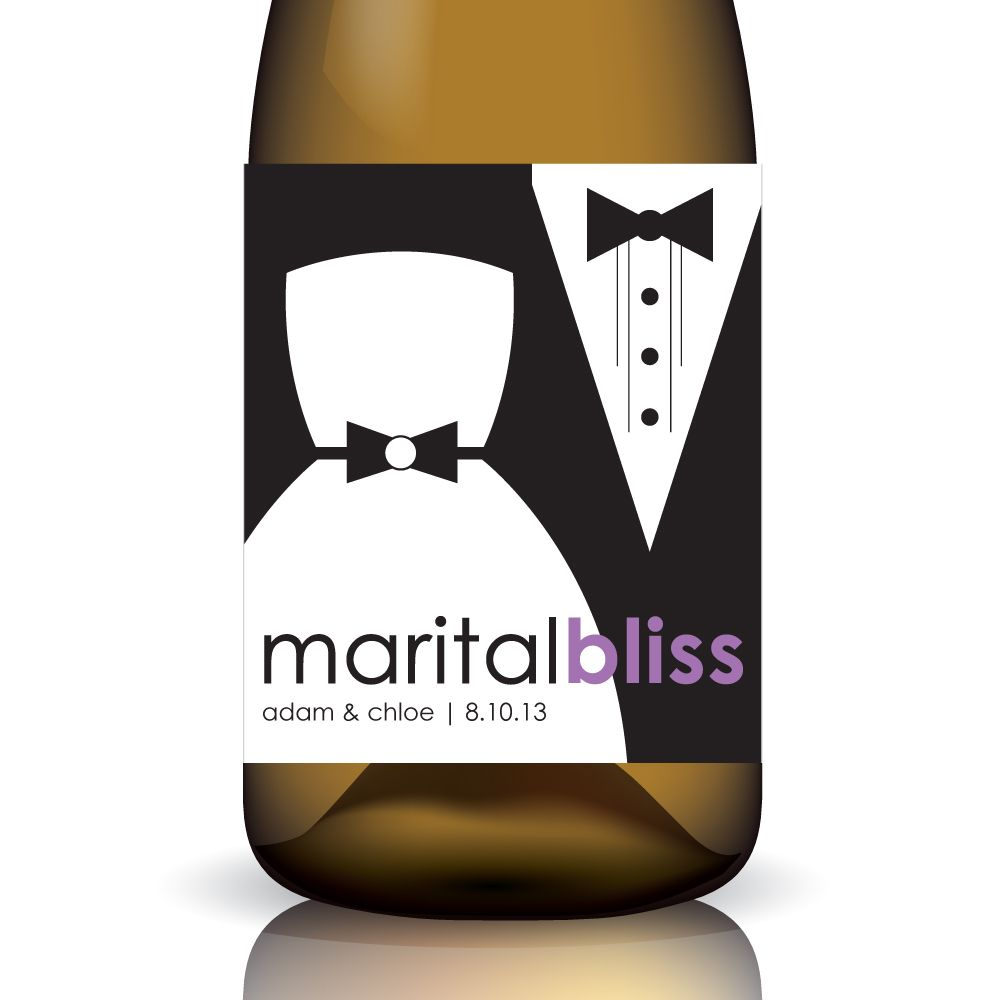 Eat Drink And Be Married Wine Labels Wedding Wine Labels: Bride And Groom Wine Label Template Free