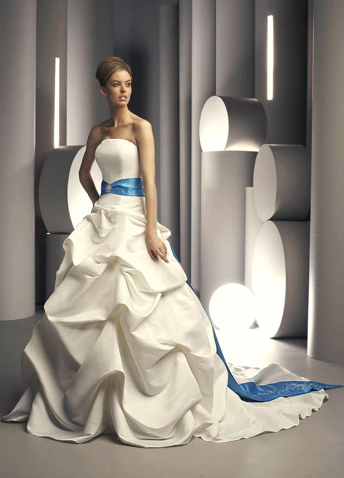 Detalle azul vestidos pinterest elegant wedding dress