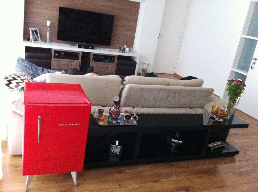Mini Kühlschrank Für Schlafzimmer : Decor com geladeira decor pinterest