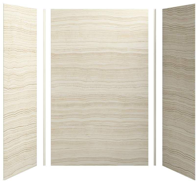 Kohler K 97615 Shower Wall Kits Shower Wall Panels Shower Surround