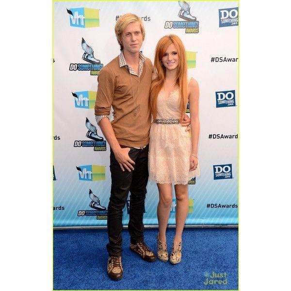 Bella Thorne Do Something Awards 2012 ❤ liked on Polyvore
