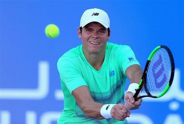 Milos Raonic Vs Diego Schwartzman Atp Brisbane Live Tennis Stream Rackets Milos Raonic Tennis