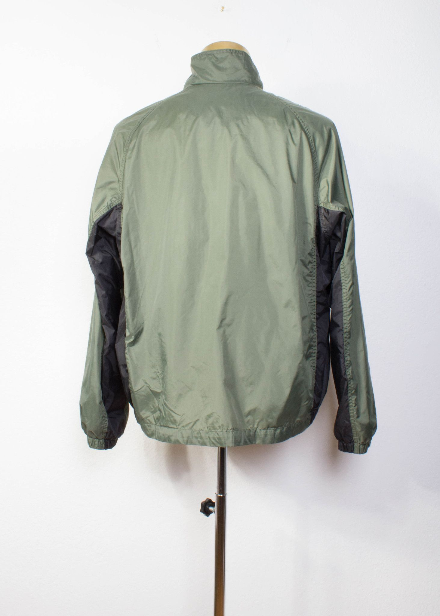 Nike jacket army - Nike Army Green Wind Breaker Jacket Large