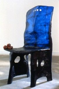 italie, gaetano Pesce, Wan-Chai Chair -Hommage à Honh Kong - prototype - 1986