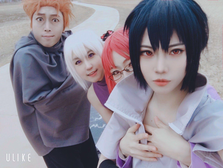 Pin oleh Who? di Naruto shippuden cosplay (Dengan gambar)