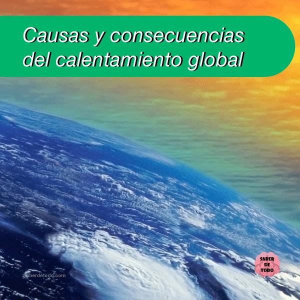 Causas Y Consecuencias Del Calentamiento Global Calentamiento Global Consecuencias Del Calentamiento Global Calentamiento