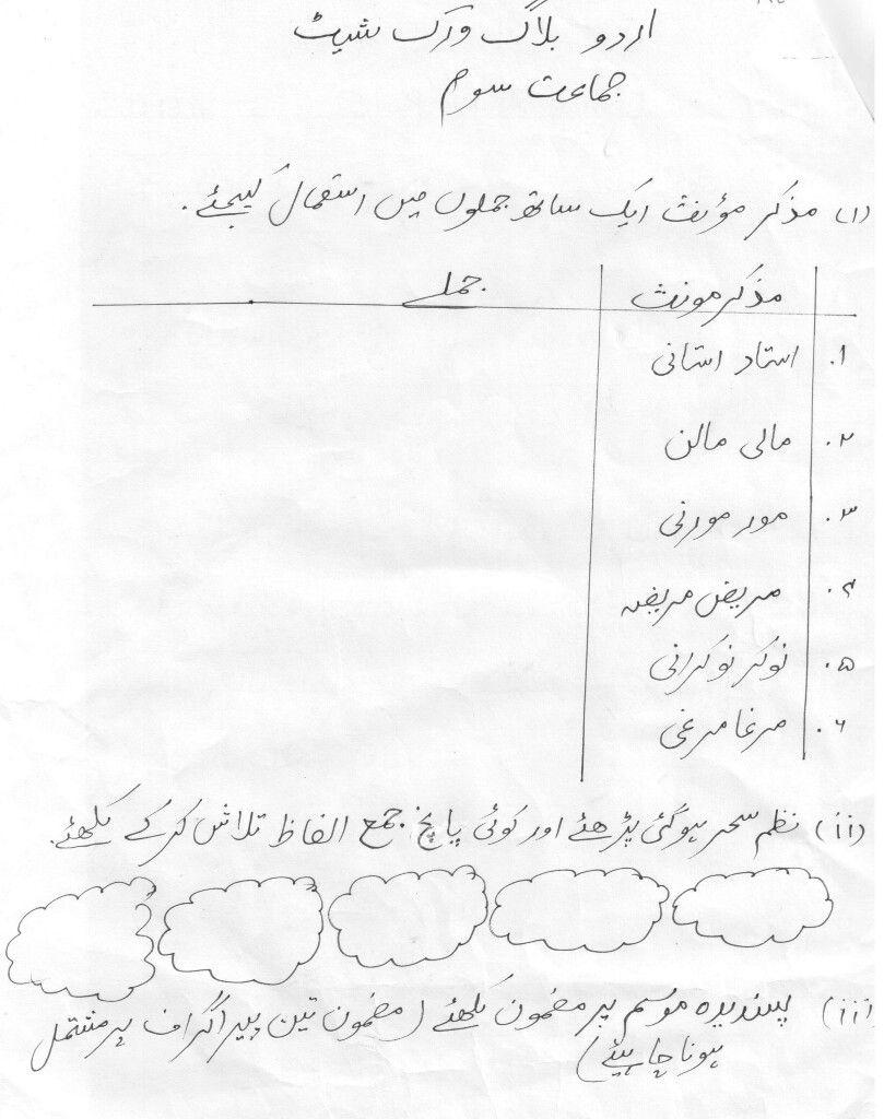 Pin By Anam Jumlana On Urdu Worksheets Kindergarten Worksheets Printable Kindergarten Grammar Worksheets Kindergarten Worksheets [ 1024 x 809 Pixel ]