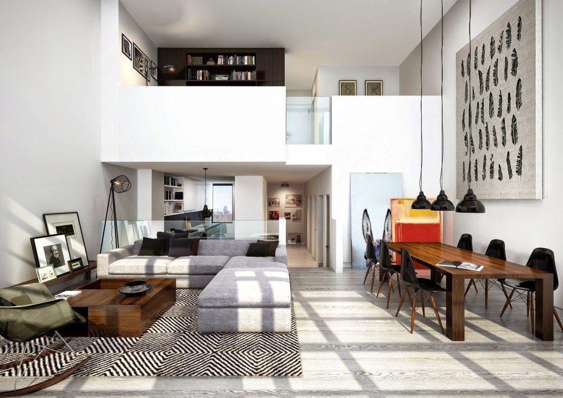 Loft in London Loft style apartments, Apartment living