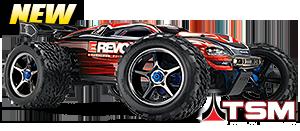 Products Showroom Traxxas Traxxas Monster Trucks E Revo