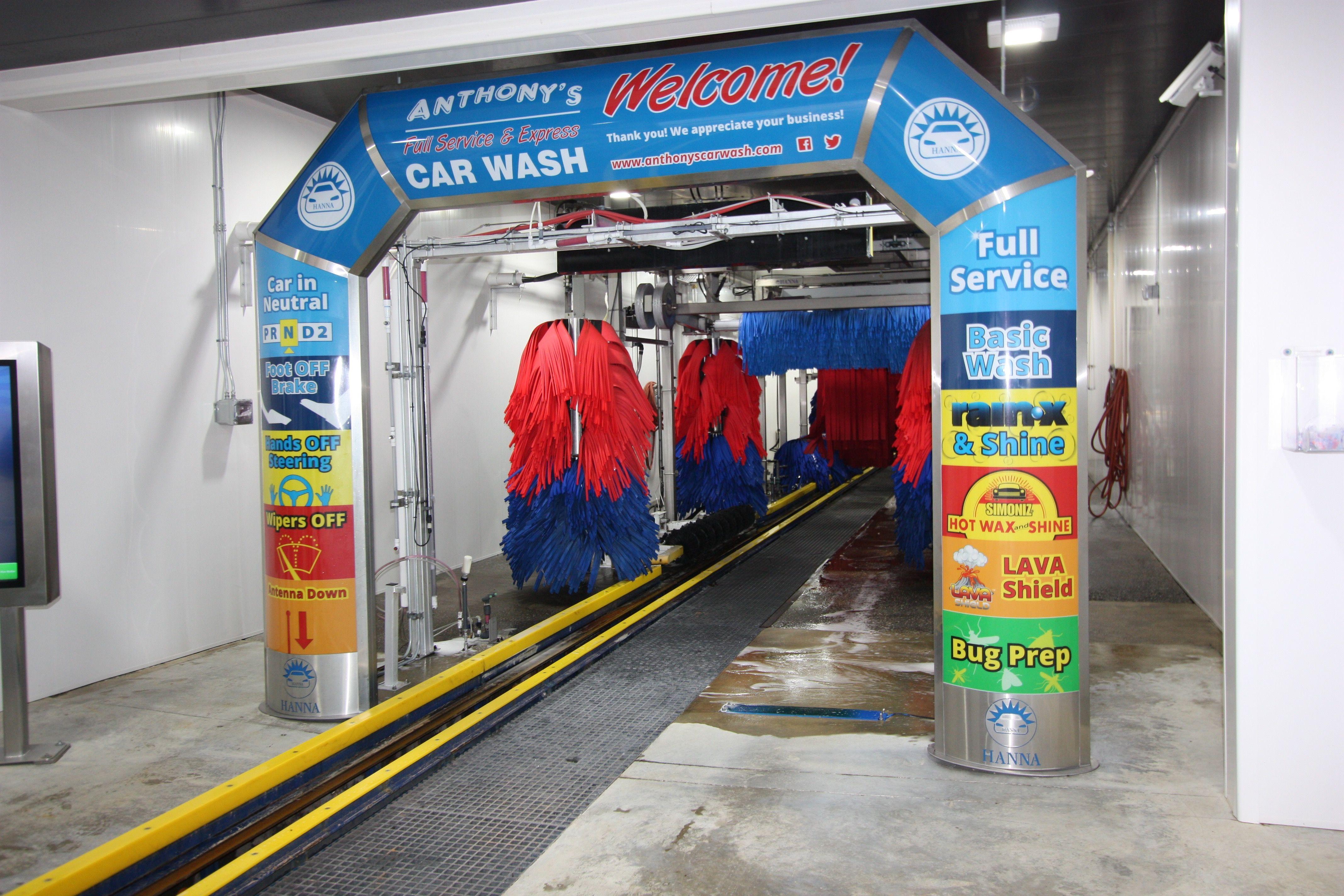 Car Wash Locations Photos Coleman Hanna Carwash Systems Drive Through Car Wash Car Wash Sports Cars Luxury