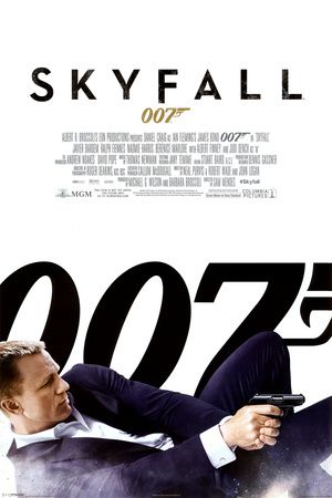 James Bond Skyfall - One Sheet Poster at AllPosters.com