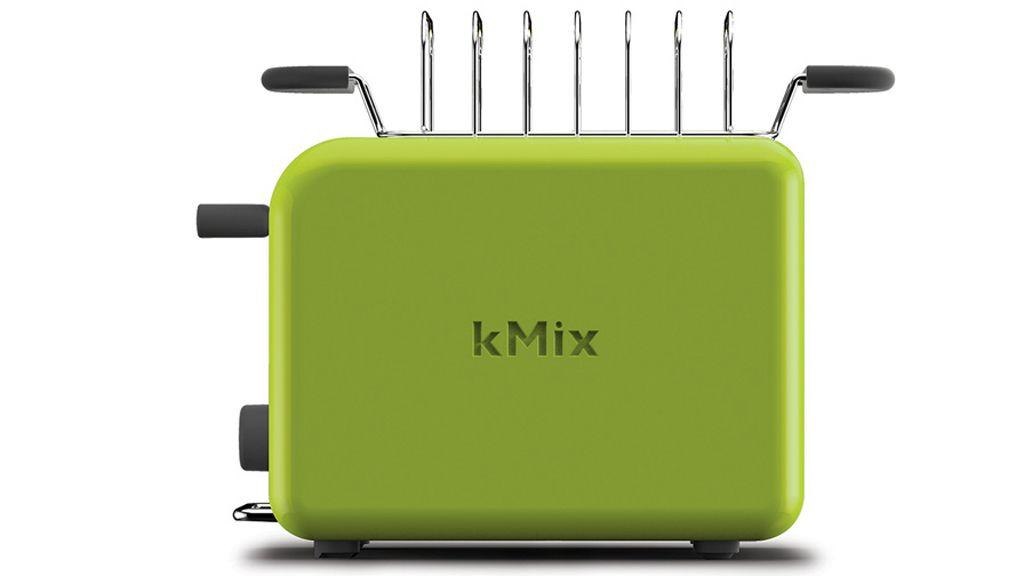 Toaster Test Kompakter Kenwood Kmix Fur Zwei Scheiben