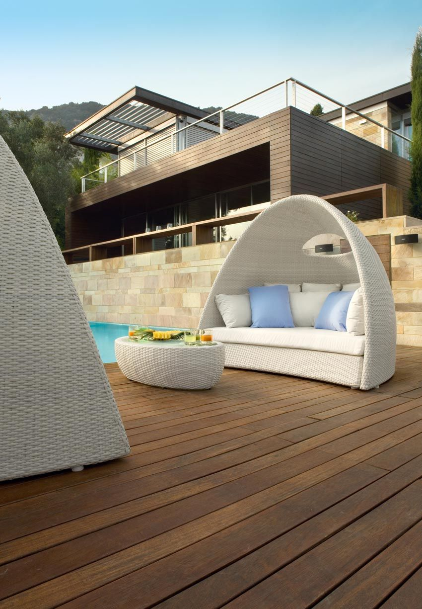 Igloo outdoor sofa by Roberti. | Igloo | Pinterest | Outdoor sofas ...