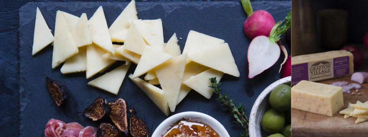 Grafton Village Cheese Handmade in Vermont Food