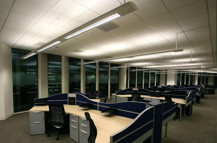 Modern Fluorescent Light Fixtures 4