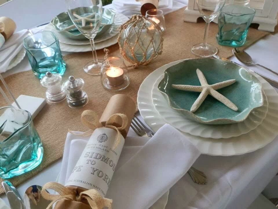 Amazing Beach Tablescapes    Get Ideas For Beach Tablescapes For Your  Summer Parties.