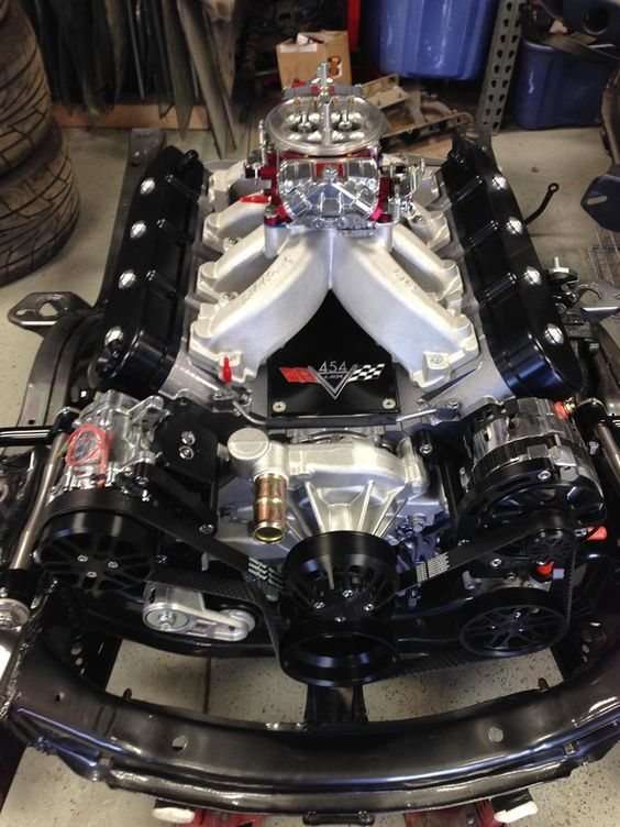Nasty Performance LS1 Billet Custom Valve Covers | cool