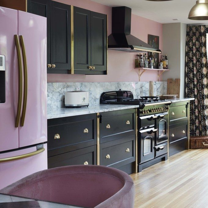 The 6 Best Kitchens We Saw in AD's 2018 Celebrity Home Tours