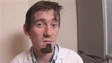 Realistic Fake Beard Stubble