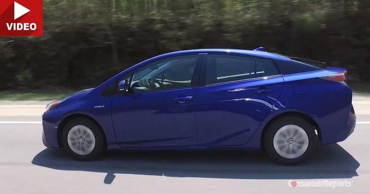 Toyota Prius Beats Original Honda Insight To Become Cr S New Fuel
